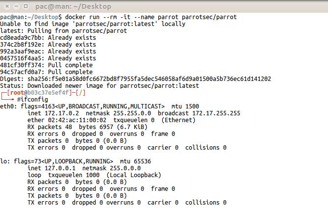 Sızma Testi Uzmanları için Docker Kullanımı - Seccops